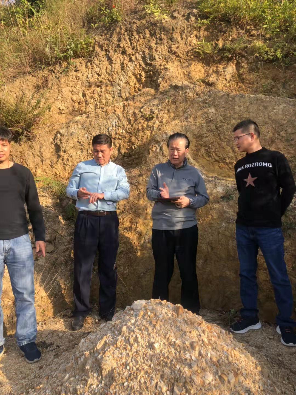 广东阳宅风水大师裴翁教授为墓地做风水调整,朝向策划鉴定